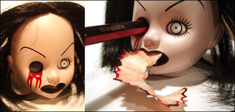 Living Dead Dolls Pencil Sharpener