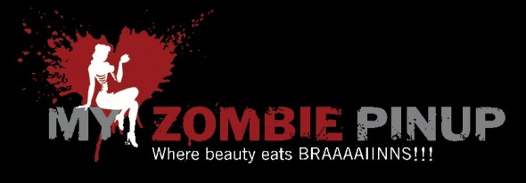 My Zombie Pin-Ups