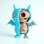 Uglydoll Icebat Anatomy Sculpt