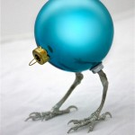 Chimera: creepy Christmas decoration