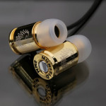 Bullet headphones
