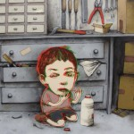 New works by Dran