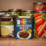Canned Unicorn Meat: tastes like dreams