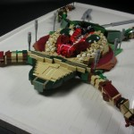 Dissected Lego Frog