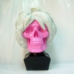 Ron English's (Andy Warhol) Figment Bust