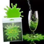 Toxic Spills Coasters