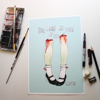 zombie-leg-love
