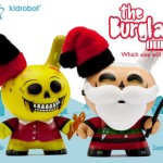 The Burglars Dunny by Kidrobot