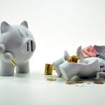 Self-Destructing Piggy Banks
