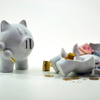 Self-Destructing Piggy Banks1