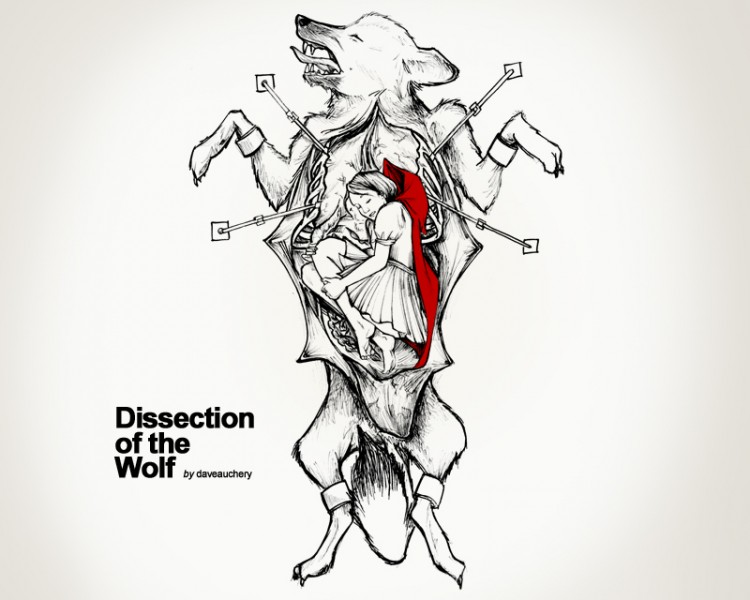 Who Killed Bambi Dissection Of The Wolf