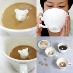 Hidden Animal Teacup