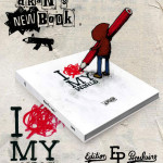 I love My World, a new book by Dran