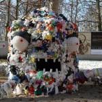 Plastic Bag Monster