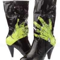 zombie boots