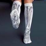 White Bones Socks