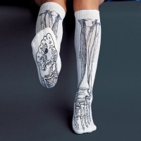 White Bones Socks