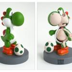 Yoshi Anatomical Sculpt