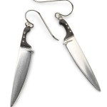 Chef Knife's Earrings