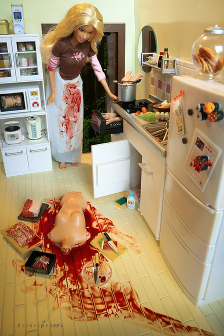 Mariel Clayton's Killer Barbies
