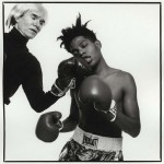 Photo of the Day: Warhol and Basquiat