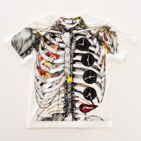 Wataru Yoshida Anatomical T-shirts