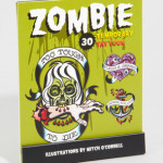 Zombie Temporary Tattoos