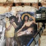 Renaissance Street Art