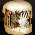 Anatomic Book Sculptures