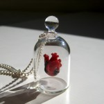 Heart in a Jar Necklace