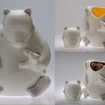 Mama Bear Cookie Jar