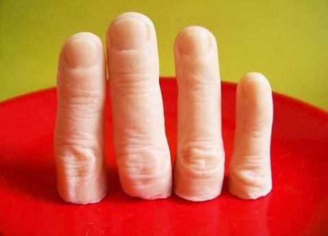 LoveLee Finger Soap 1