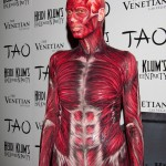 Heidi Klum's incredible Halloween Costume