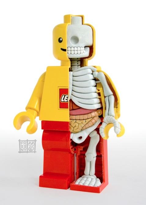 Lego freeny