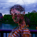 Scribbled Lines Portraits