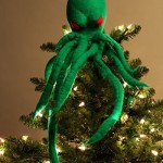 Cthulhu Christmas Tree Topper