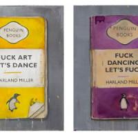 harland-miller-fuck-art-lets-dance