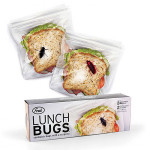 Anti-tefth lunch bags