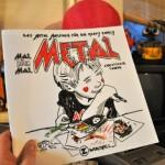 Heavy Metal Coloring Book