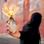 Heart-Shaped Molotov Cocktails