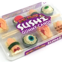 Body Parts Sushi Gummy Candy