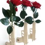 Gun Ceramic Wall Vase