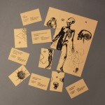 Anatomy business cards