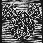 Joy Division Mickey Mouse Shirt