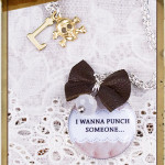 Say it with a pendant: new  Locher's jewelry