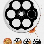 Russian Pizza Plate Roulette
