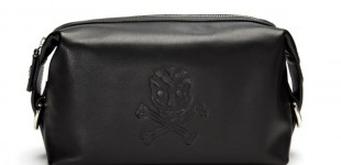 Leather Skull Travel Bag | Leather by Jan Leslie