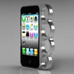 iPhone Knuckle Case