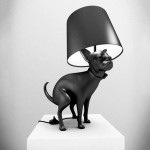Pooping Dogs lamps