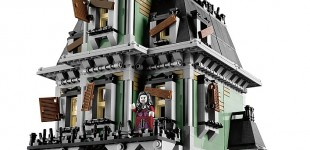 Lego's first official Haunted House